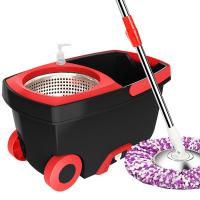 Buy cheap Hot Selling Easy Cleaning 360 Rotating Spin Magic Mop With Bucket from wholesalers