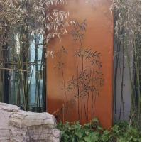 High Quality Corten Steel Wall Panels Used For Garden