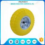 Flat Free Wpolyurethane Caster Wheels 10