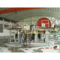 Buy cheap Single Cylinder And Single Wire Toilet Paper Machine from wholesalers