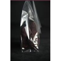 Buy cheap Block Bottom Clear Plastic OPP Packaging Bags With Side Gusset from wholesalers