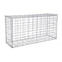 Buy cheap welded gabion wire mesh baskets hot sale gabion boxes manufactory gabion cages gabion wall from wholesalers