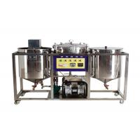 Buy cheap Two Tank Palm Edible Oil Refinery Equipment 1700*630*1500cm 6kw from wholesalers