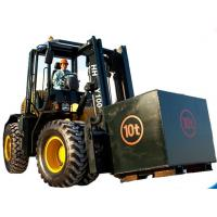 Buy cheap 3.5t Diesel Engine Forklift Truck from wholesalers