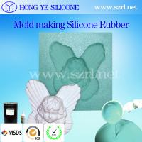 Buy cheap Liquid rtv-2 Soft Silicone Rubber in HOT SALE from wholesalers