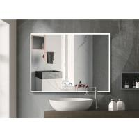 Buy cheap Warm Light LED Bluetooth Bathroom Mirror With Explosion Proof Surface from wholesalers