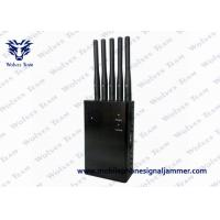 Buy cheap 3G 4G LTE Phone All Signal Jammer 120*74*29mm Sustaining Continuous Working from wholesalers