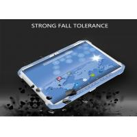 Buy cheap 9000mAh High Capacity Rugged Tablets PC Android 7.0 Fingerprint Tablet UHF Card Reader from wholesalers