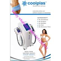 Buy cheap coolscupting zeltiq cryolipolysis fat freezing and shockwave slimming Coolplas vacuum cryotherapy fat freezing from wholesalers