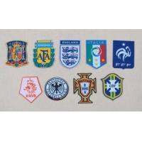 Buy cheap DIY Football Club Stick Chelsea AC Mi_LAN and So on 3m Badge (BT28) from wholesalers