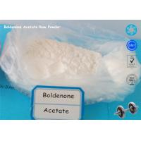 Buy cheap Muscle Gain Boldenone Steroids Hormone Powder Boldenone Acetate CAS 2363-59-9 Pharmaceutical Raw Material from wholesalers