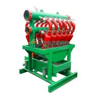 Buy cheap Drilling Mud Desilter Hydrocyclone Equipement Trenchless Micro - Tunneling Use from wholesalers