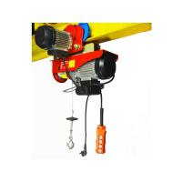 Buy cheap With Electric Trolley Mini Electric Hoist, Electric Hoist With Small Turning Radius, Mini Electric Hoist from wholesalers