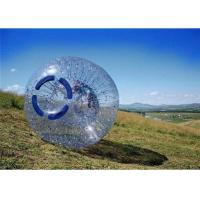 Buy cheap Grassland Inflatable Outdoor Toys 2.2m 2.6m Diameter Zorbing Roller Bubble Ball from wholesalers