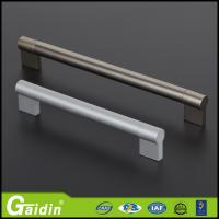 Buy cheap modern aluminum furniture hardware cabinet accessory recessed door pull handles wholesale from wholesalers