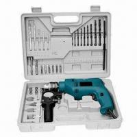Buy cheap Percussion Drill with 110 to 220V Supply Voltages and 500W Rated Output Power from wholesalers
