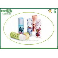 Buy cheap Cosmetics Packaging Paper Lipstick Tubes Custom Printed Logo Damp - Proof product