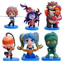 Buy cheap League of Legends LOL Action Figure PVC Dolls Statues Game Toys from wholesalers