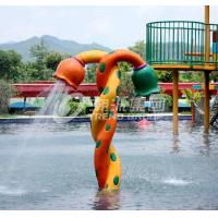 Buy cheap Customized Funny Spray Park Equipment For Children / Kids in Swimming Pool product