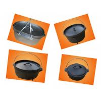 Buy cheap cast iron dutch oven from wholesalers