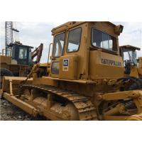 Buy cheap Japan Second Hand Bulldozers With Ripper, Used Caterpillar Bulldozer For Sale from wholesalers