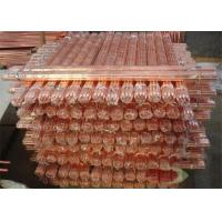 Buy cheap Oxygen Free Round Copper Rods With Insulated , Copper Bonded Rods from wholesalers
