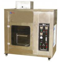 Buy cheap Cellular Plastic Horizontal Flammability Testing Equipment ISO 9772 Standard from wholesalers