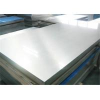 Buy cheap Decorative Aluminium Alloy Sheet Smooth Polished Surface Treatment from wholesalers