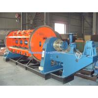 Buy cheap 630/12+18+24 Frame Stranding machine for stranding sector conductor, round conductor from wholesalers