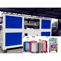 Buy cheap Suitcase / Luggage Making Machine / Fully Auto Type Vacuum Forming Machine (Left And Right Type) from wholesalers