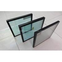 Buy cheap Commercial Clear Double Pane Insulated Glass Door And Curtain Wall Glass from wholesalers