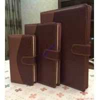 Buy cheap Jointing PU Leather Notebook Business Notebook,promo gift notebooks,china factory from wholesalers