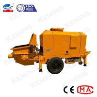 Buy cheap Direct Factory High Pressure Pouring With Low Price Small Stationary Concrete Pump Equipment from wholesalers