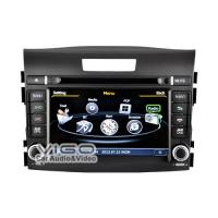 Buy cheap Honda Sat NAV DVD CRV CR-V IN Dash GPS Navi Honda Sat DVD Multimedia C111 from wholesalers