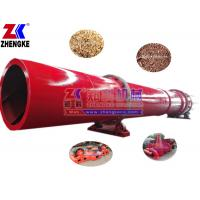 Buy cheap Sludge rotary dryer with CE ISO certifications(Skype:Zhengke-Serena Fu) from wholesalers