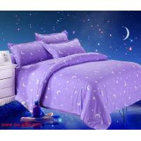 Buy cheap New Printing Bedding Set Fashion Bed Sheet Duvet Cover Pillowcase Winter Cotton Bed set from wholesalers