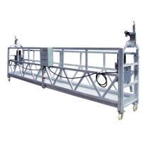 Buy cheap Electric Suspended Platform Cradle Equipment Aluminium Alloy product