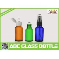 Buy cheap Pump Sprayer Sealing Type And Boston Bottle For Essential Oil,Glass Essential Oil Bottle product