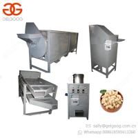 Buy cheap Hot Selling Cashew Nuts Peeling Machine Cashew Nuts Processing Line from wholesalers