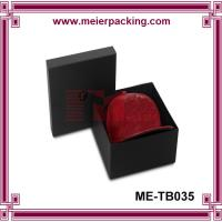 Buy cheap Custom square hat box, black paper hat box, China paper hat box factory price ME-TB035 from wholesalers