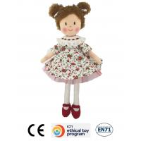 Buy cheap Handmade new cute and soft rag dolls from wholesalers