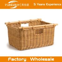Buy cheap Wholesal 100% nature handcraft rattan bassinet wicker baby basket-Food Save Natural Wicker Bread Basket from wholesalers