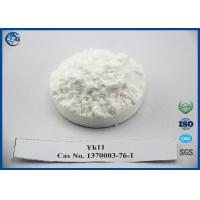 Buy cheap Healthy SARMs Raw Powder / Liquid High Purity 1370003 76 1 Oral Yk 11 from wholesalers