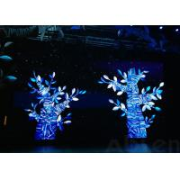 Buy cheap Indoor Led Display Light Weight SMD Full Color Die Casting Aluminum For Conference Room from wholesalers