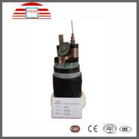 Buy cheap 3 Cores Cable XLPE Insulated PVC Sheathed Armored Or Underground Power Cable And Wire from wholesalers