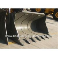 Buy cheap LG978 GP bucket with cutting edge of 4.2m3 capacity and 7.0t rated load from wholesalers
