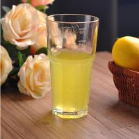 Buy cheap Wholesale Machine Made Highball Glass Drinking Cups For Water Juice from wholesalers
