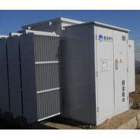 Buy cheap Radiator Fins 6.6 KV - Class Pad Mounted Substation Wind Power Farm Oil Immersed from wholesalers