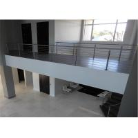 Buy cheap Garden Exterior Stainless Steel Railing Customized Size Easy Installation from wholesalers