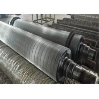 Buy cheap High Precision Chrome Alloy Steel Carbide Corrugating Rolls A B C E Flute New Condition from wholesalers
